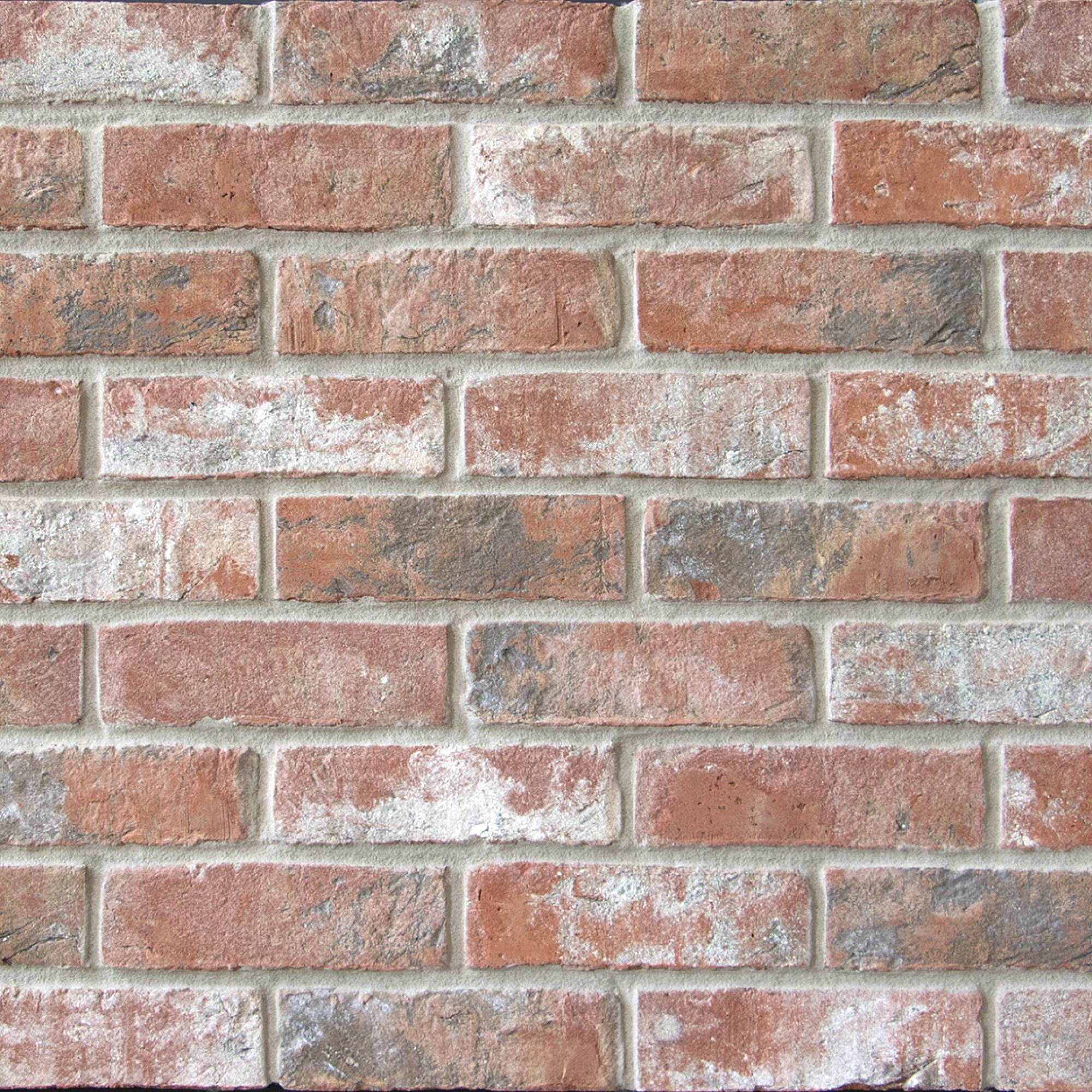 Marston Red Multi Brick