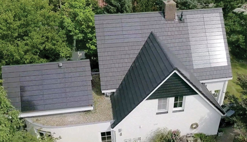 Crest Solinso Solar Tiles